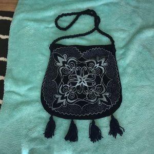 Handbags - Velvet Bag